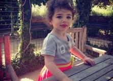 Olivia at 23 Months: Week 100
