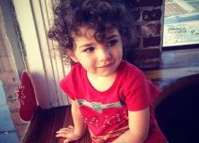 Olivia at 25 Months: Week 111